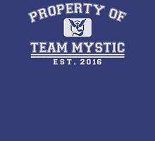 Pokemon Go - Property of Team Mystic Unisex T-Shirt