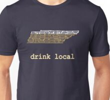 Drink Local - Tennessee Beer Shirt Unisex T-Shirt