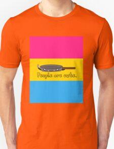 Pansexual Cartoon Tee (LGBTQ+) Unisex T-Shirt