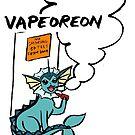 Vapeoreon by Tatiana  Gill