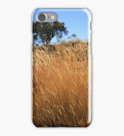 Spinifex Plateux iPhone Case/Skin