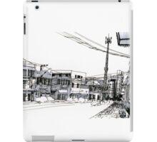 Curitiba - UrbanSketcher - Saldanha Marinho iPad Case/Skin