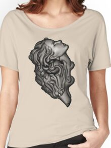Heart of the Wolf (opaque) Women's Relaxed Fit T-Shirt
