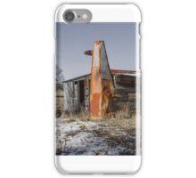 Rural Architecture iPhone Case/Skin