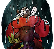 RAINY DAY VILEPLUME by Iris-sempi