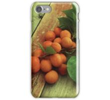 Armenian Plums at Home iPhone Case/Skin