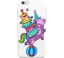 Make believe, dog n pony show! iPhone Case/Skin