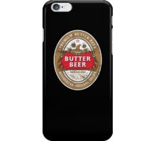Butter Beer - Rosmertas Original Recipe iPhone Case/Skin