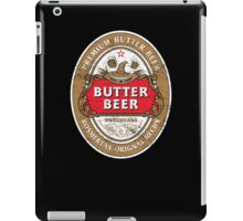 Butter Beer - Rosmertas Original Recipe iPad Case/Skin