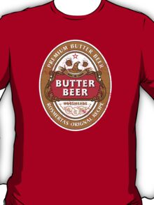 Butter Beer - Rosmertas Original Recipe T-Shirt
