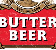Butter Beer - Rosmertas Original Recipe Sticker