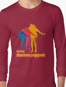 The Last Shadow Puppets Long Sleeve T-Shirt