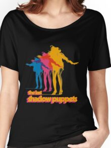 The Last Shadow Puppets Women's Relaxed Fit T-Shirt