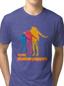 The Last Shadow Puppets Tri-blend T-Shirt