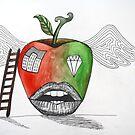 Apple Wings. by xenxen