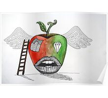Apple Wings. Poster