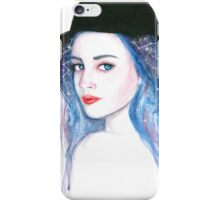 Empty Space-- Beauty of the Galaxies iPhone Case/Skin