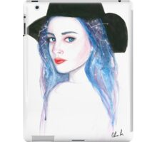 Empty Space-- Beauty of the Galaxies iPad Case/Skin