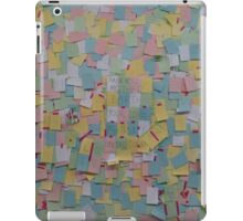 Thank You, Mother Earth iPad Case/Skin