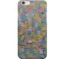 Thank You, Mother Earth iPhone Case/Skin
