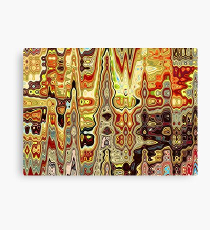 Grand Bazaar Canvas Print