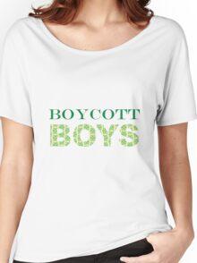 Boycott Boys Women's Relaxed Fit T-Shirt