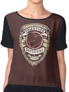 Valentine Detective Agency Chiffon Top