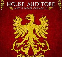 House Auditore by enthousiasme