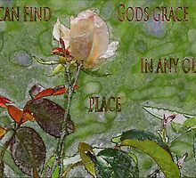 God's Grace by Carolyn Clark