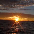 Sunrise/New Day; Marina Del Rey, CA USA; Going Fishing by leih2008