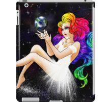Galaxy Girl iPad Case/Skin