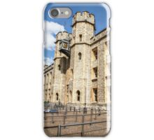 No Line for the Waterloo Block iPhone Case/Skin