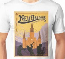 Vintage poster - New Orleans Unisex T-Shirt