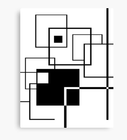 Not All Rectangles Are Square Canvas Print