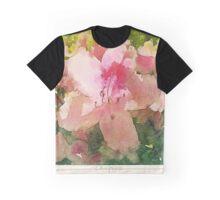 Spring Azalea in Atlanta Graphic T-Shirt