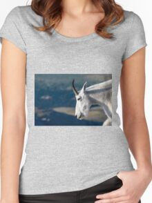 Rocky Mountain Unicorn Women's Fitted Scoop T-Shirt
