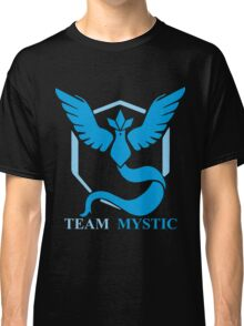 POKEMON GO TEAM MYSTIC, INSTINCT, VALOR T-SHIRT Classic T-Shirt