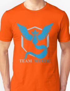 POKEMON GO TEAM MYSTIC, INSTINCT, VALOR T-SHIRT Unisex T-Shirt