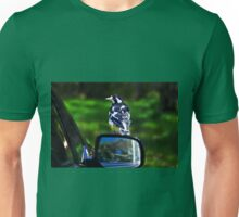 Nature - direct and through a mirror Unisex T-Shirt