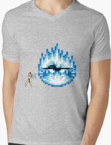 Ryu Hadouken Mens V-Neck T-Shirt