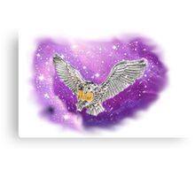 Hedwig's Galaxy  Canvas Print