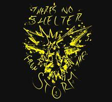 Pokemon GO Zapados Team Instinct print Unisex T-Shirt