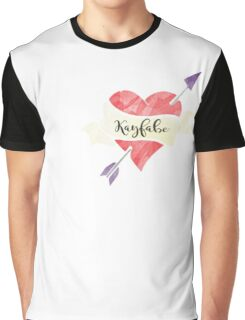 Kayfabe Graphic T-Shirt