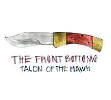 Talon of the Hawk by aslowdumbfox