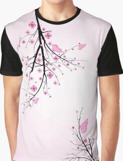 Blossom cherry Graphic T-Shirt