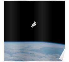 Lonely Astronaut Poster