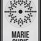 MARIE CURIE - Women in Science Collection by Hydrogene