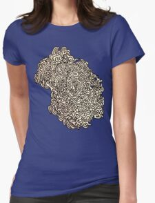 Organized Chaos pt. 2 Womens Fitted T-Shirt