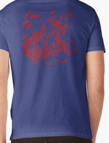 Rose petals Mens V-Neck T-Shirt