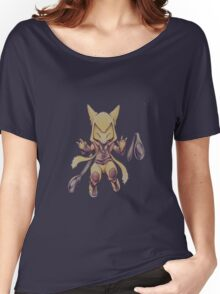 Abra Evolution Hoodie Women's Relaxed Fit T-Shirt